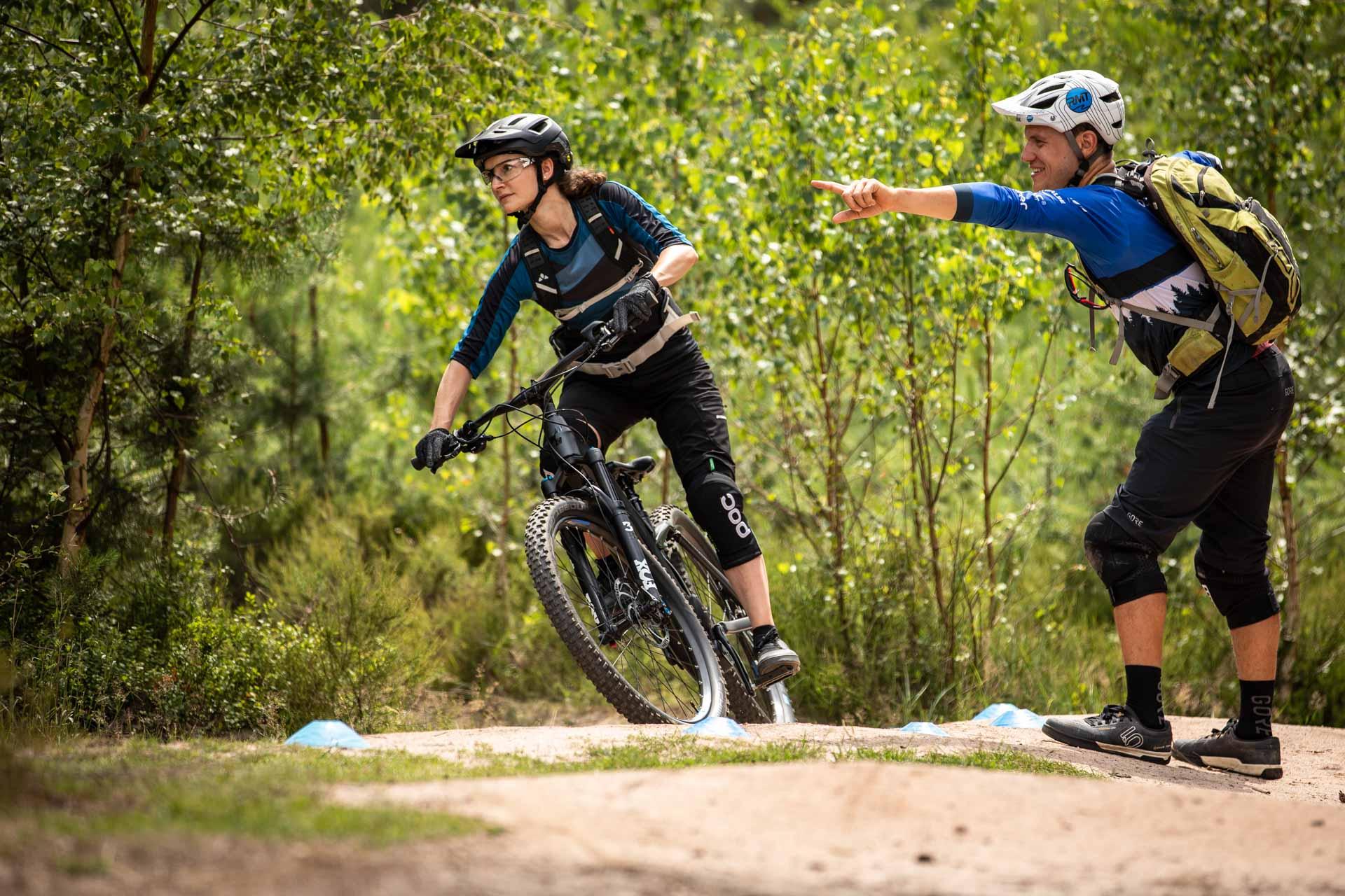 MTB Fahrtechnik Kurse in Baden Württemberg Rock my Trail Bikeschule eBike eMountainbike