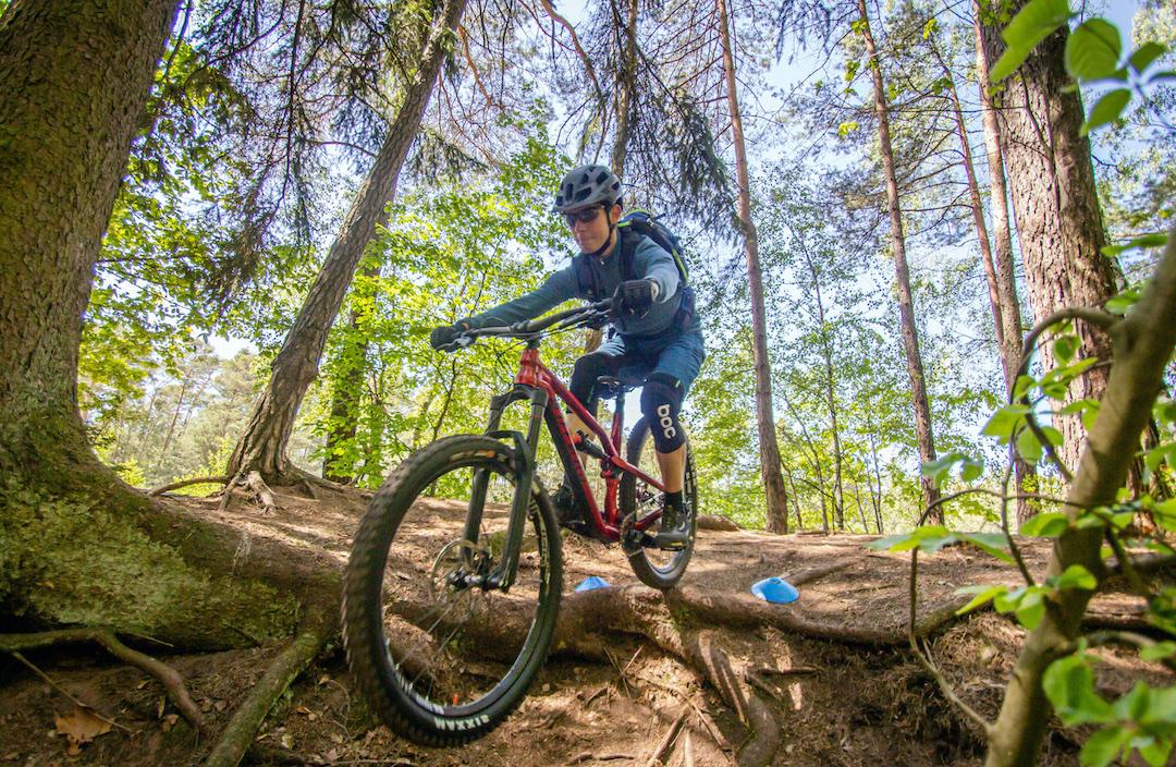 MTB Fahrtechnik Kurse in Hamburg Harburger Berge Einsteiger Fortgeschritten Experten Kinder Training Rock my Trail Bikeschule -1