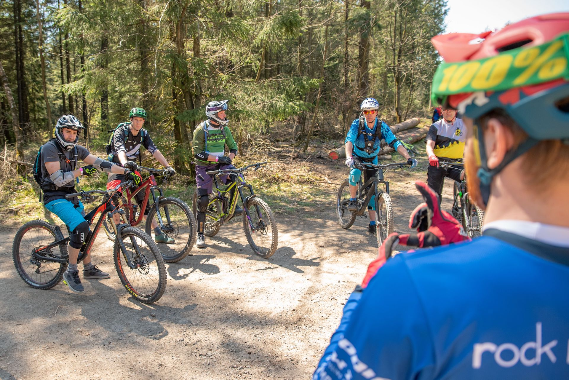 MTB Fahrtechnik Kurse in Saarbrücken Training Einsteiger Fortgeschritten Experten Kinder Rock my Trail Bikeschule