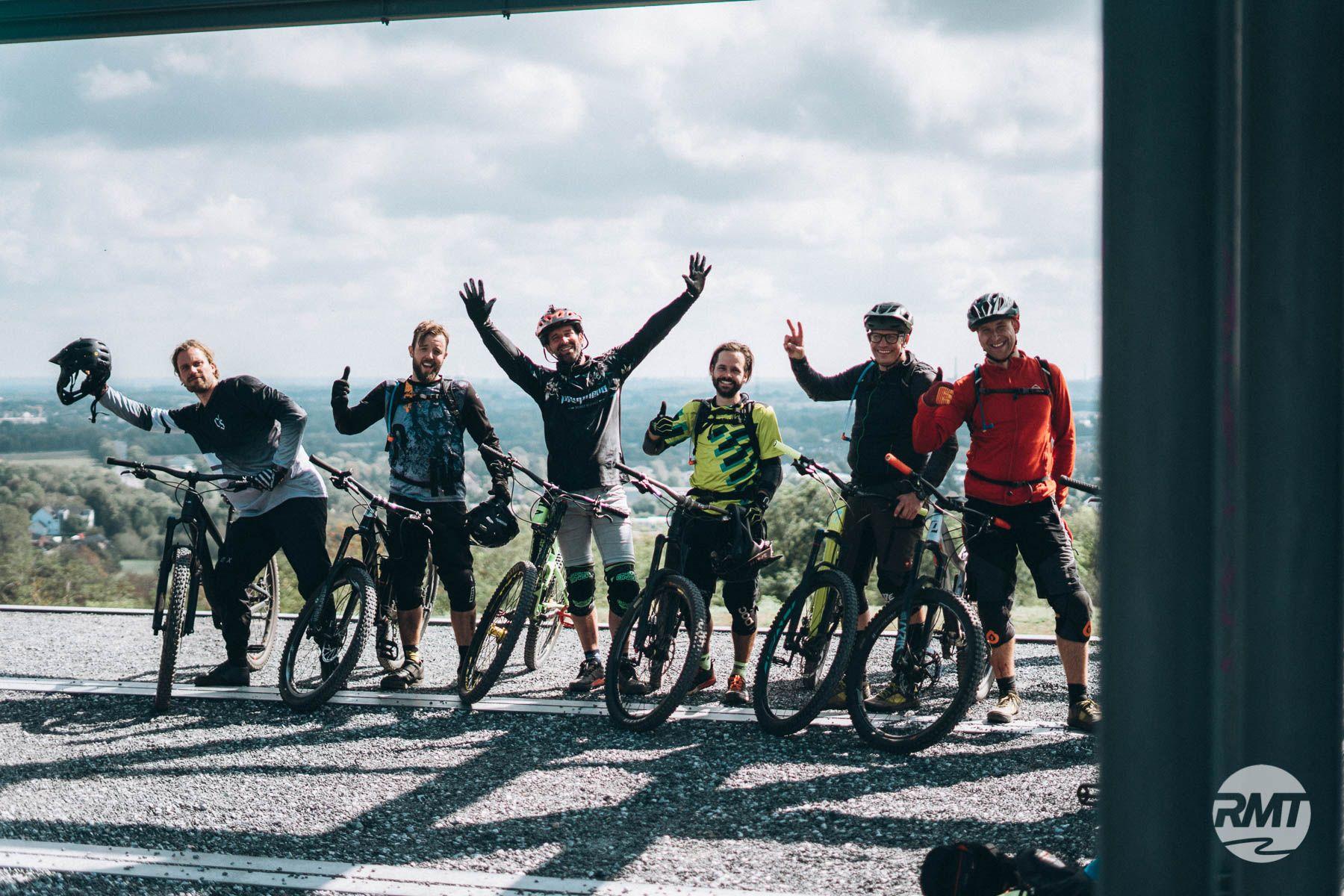 MTB eBike Fahrtechnik Kurse Moers Sprung Kurs Training Rock my Trail Halde Norddeutschland - Bikeschule -1