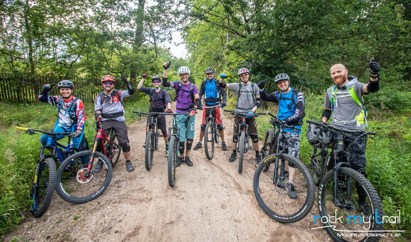 MTB eBike Fahrtechnik Kurse Niedersachsen Hannover Bad Salzdetfurth Training Einsteiger Fortgeschritten Experten Kinder Rock my Trail Bikeschule