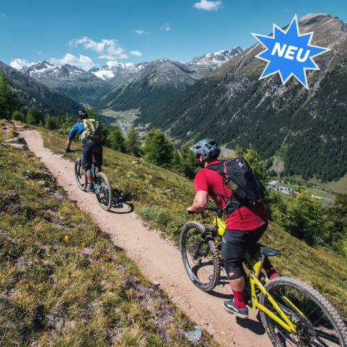 Miniatur Bild Big M - Rock my Trail Bikeschule