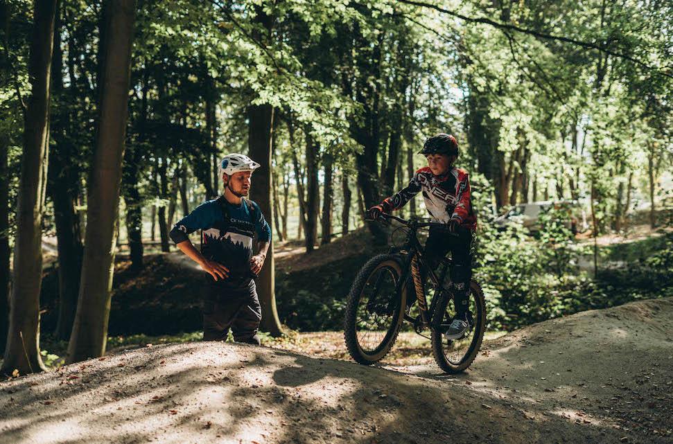 Mountainbike Kinder Kurs in Saarbrücken - 8-12 Jahre Kids - Rock my Trail Fahrtechnik Bikeschule