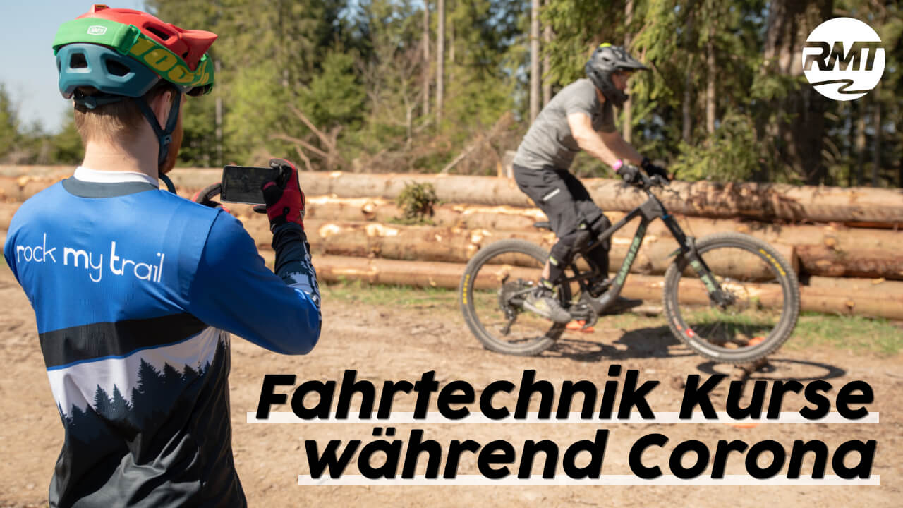 Mountainbike Kurse während Corona