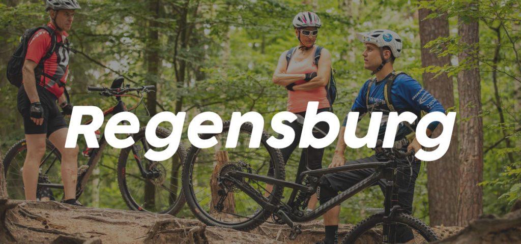 Regensburg_Bayern eBike MTB Fahrtechnik Kurse Training Rock my Trail Bikeschule