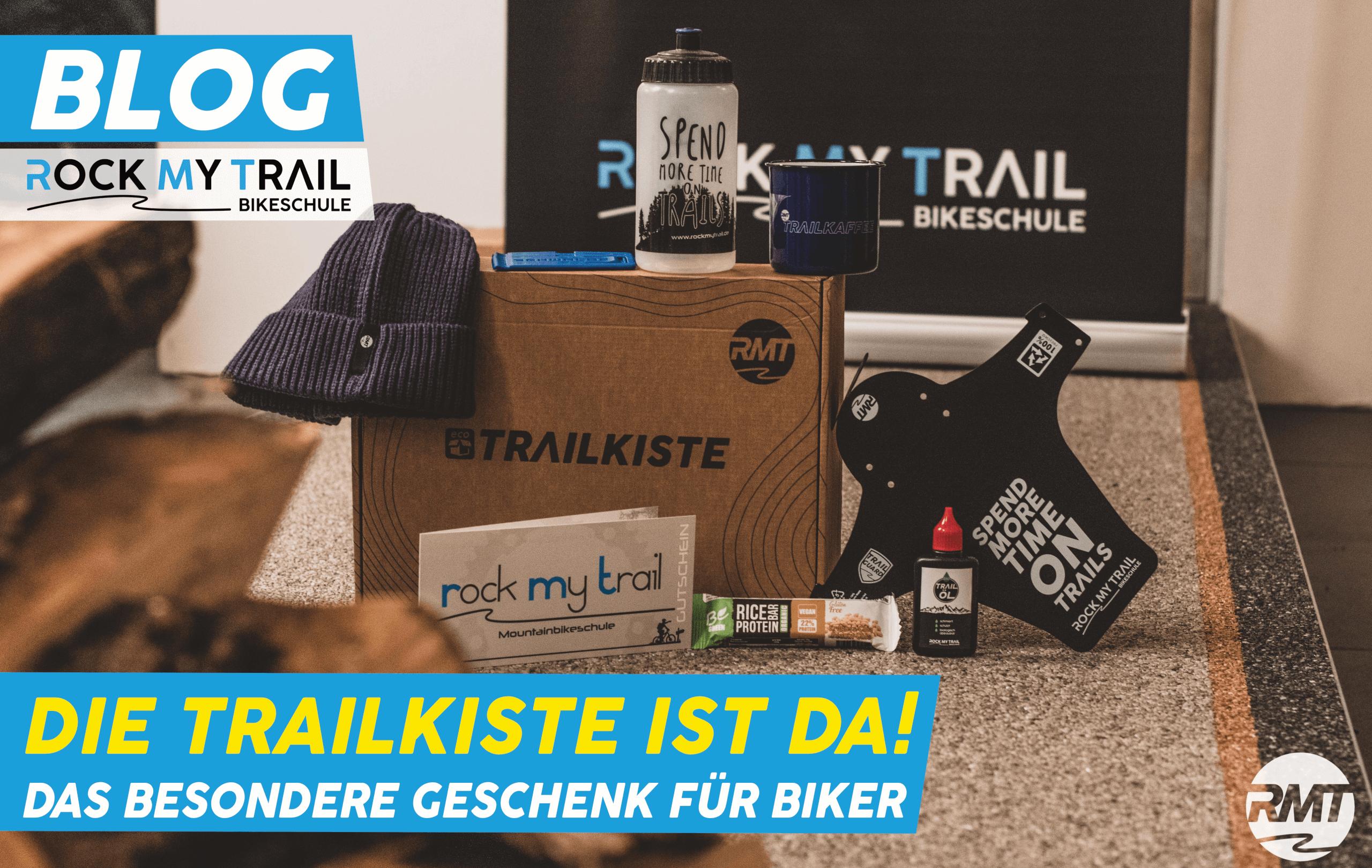 TRAILKISTE - Rock my Trail Bikeschule