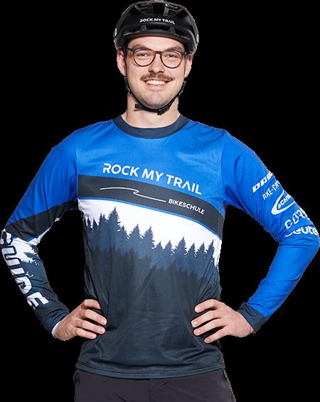 Laurin Bettermann - Guide - Rock my Trail Bikeschule