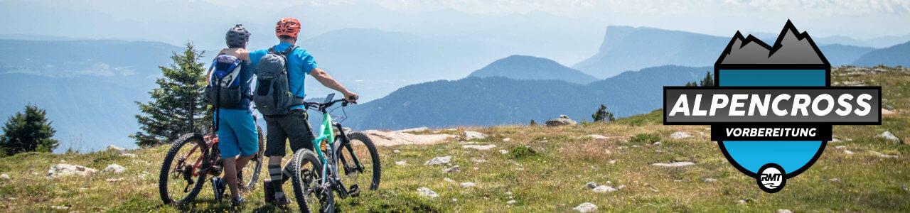 AlpenCross Vorbereitung Training TransAlp Plan -17