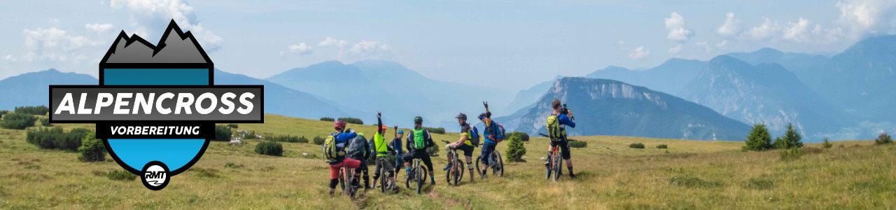 AlpenCross Vorbereitung Training TransAlp Plan -24