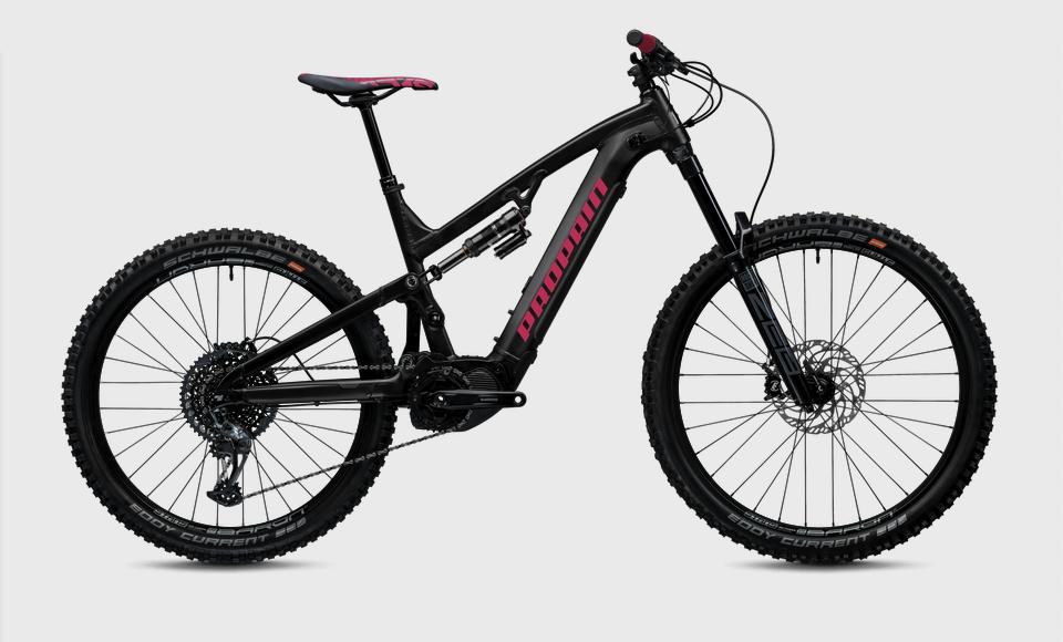Bike Verleih Gummersbach Propain Bikes Testcenter NRW Ekano 1 - AL - S - 27,5 - Black - Bild