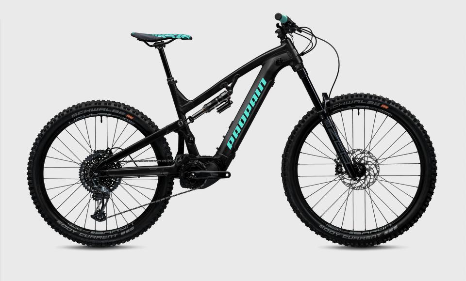 Bike Verleih Gummersbach Propain Bikes Testcenter NRW Ekano 4 - AL - M - Mix - Black - Bild