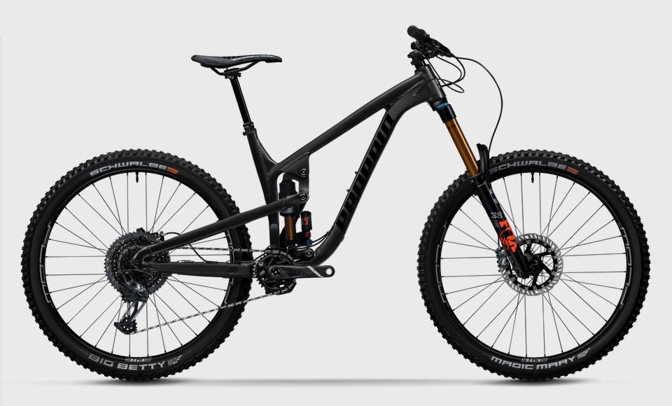 Bike Verleih Gummersbach Propain Bikes Testcenter NRW Spindrift 3 - AL - M - Mix - Black - Bild