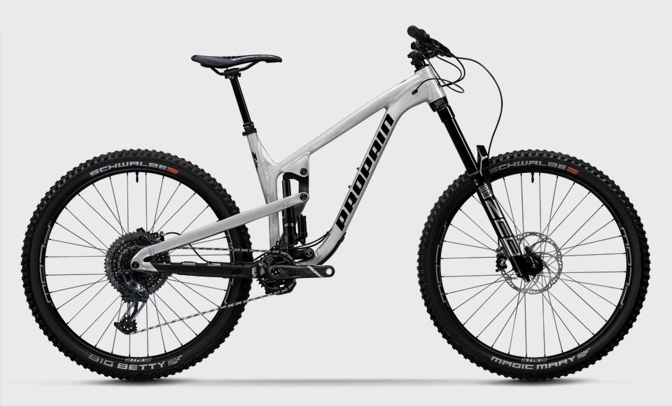 Bike Verleih Gummersbach Propain Bikes Testcenter NRW Spindrift 5 - AL - L - Mix - Raw - Bild