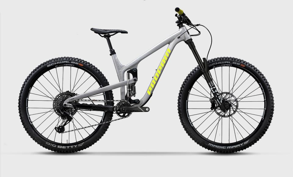 Bike Verleih Gummersbach Propain Bikes Testcenter NRW Tyee 5 - AL - L - 650B - Raw - Bild