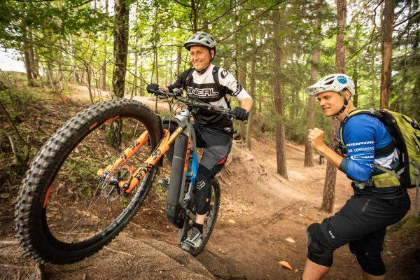 Gutschein eMTB Fortgeschritten Fahrtechnik Kurs Rock my Trail Bikeschule-1