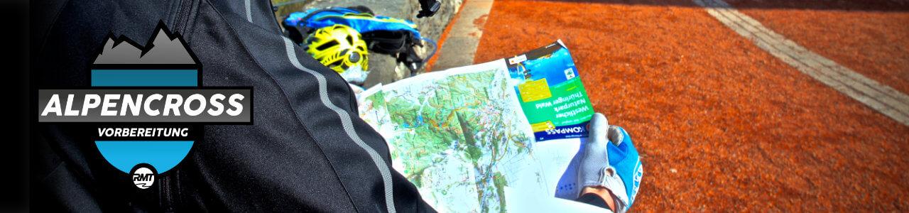 AlpenCross Vorbereitung Online 8 Wochen
