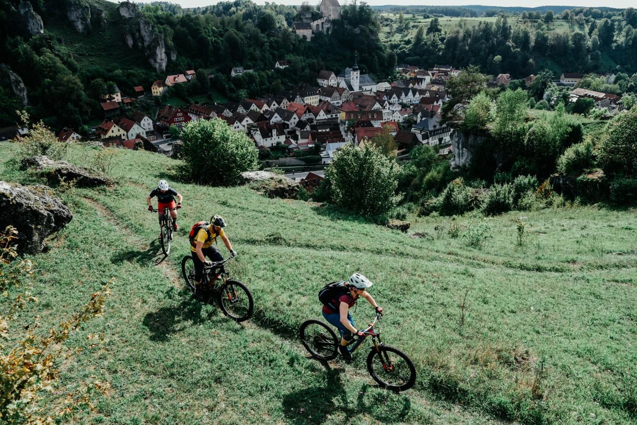 MTB Cross Fränkische Schweiz   Trans Franken Mountainbike Tour - Rock my Trail Bikeschule-6