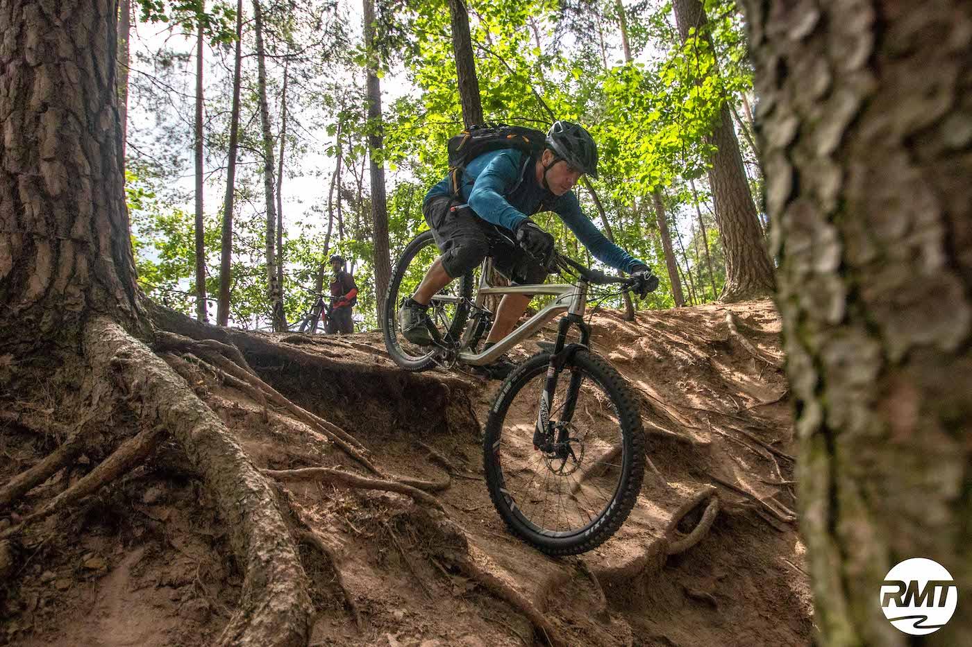MTB Experten Fahrtechnik Kurs Training Rock my Trail