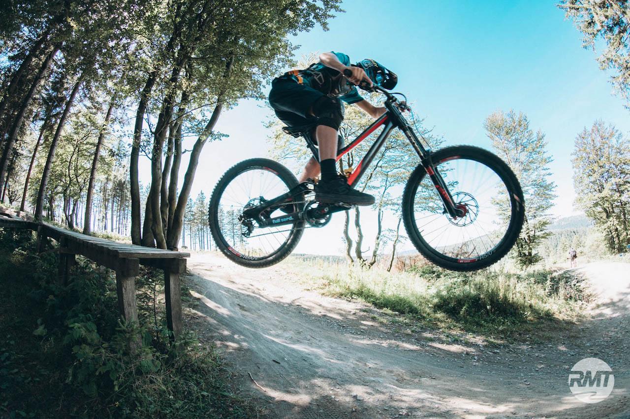MTB Fahrtechnik Kurs Bikepark Fortgeschritten - Rock my Trail Bikeschule GmbH