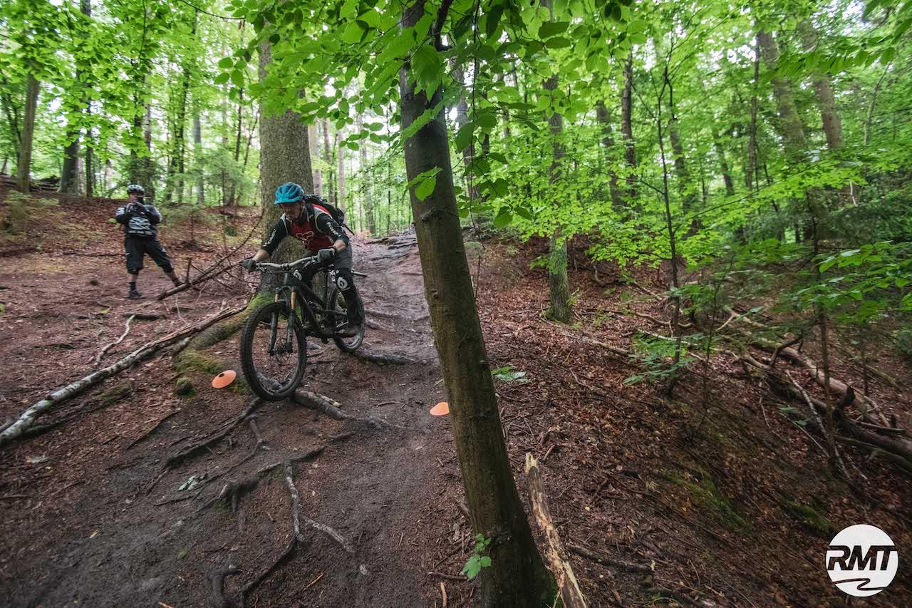 MTB Fahrtechnik Kurs Fortgeschrittene in Bad Orb |Spessart - Mountainbike Fortgeschritten - Rock my Trail Bikeschule - 10