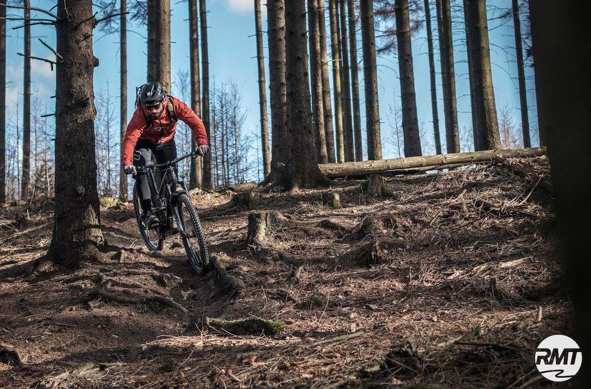 MTB Fahrtechnik Kurs Fortgeschrittene in Bad Orb |Spessart - Mountainbike Fortgeschritten - Rock my Trail Bikeschule - 14