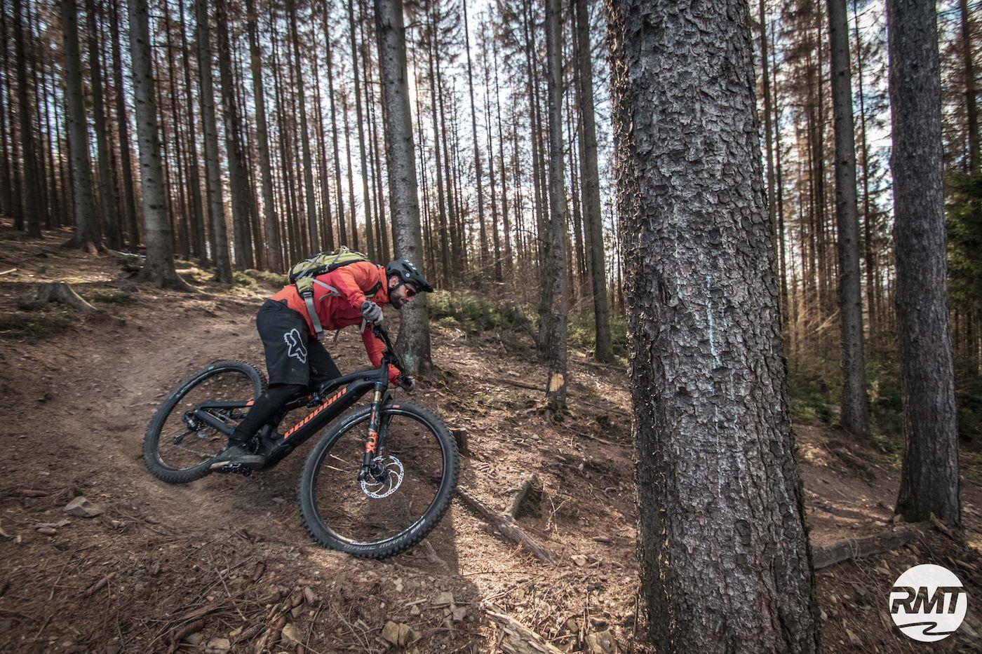 MTB Fahrtechnik Kurs Fortgeschrittene in Bad Orb |Spessart - Mountainbike Fortgeschritten - Rock my Trail Bikeschule - 6