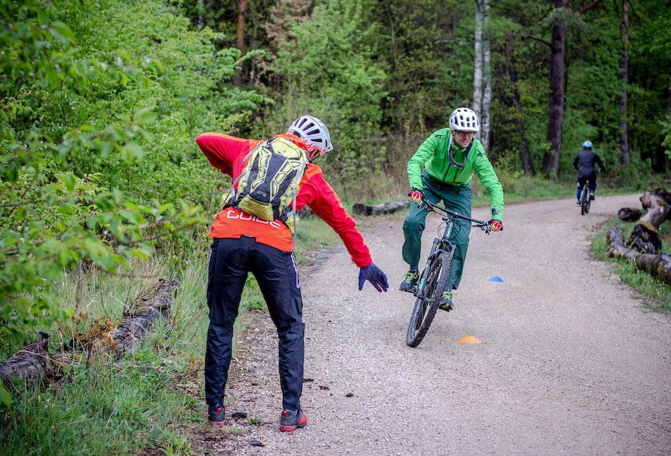MTB Fahrtechnik Kurs Fortgeschrittene in Saarbrücken - Mountainbike Fortgeschritten - Rock my Trail Bikeschule - 3