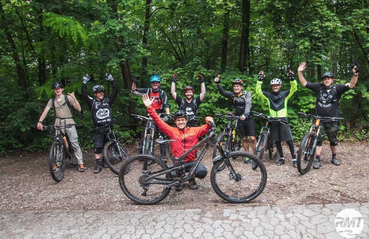 MTB Fahrtechnik Kurs Fortgeschrittene in Saarbrücken - Mountainbike Fortgeschritten - Rock my Trail Bikeschule - 9