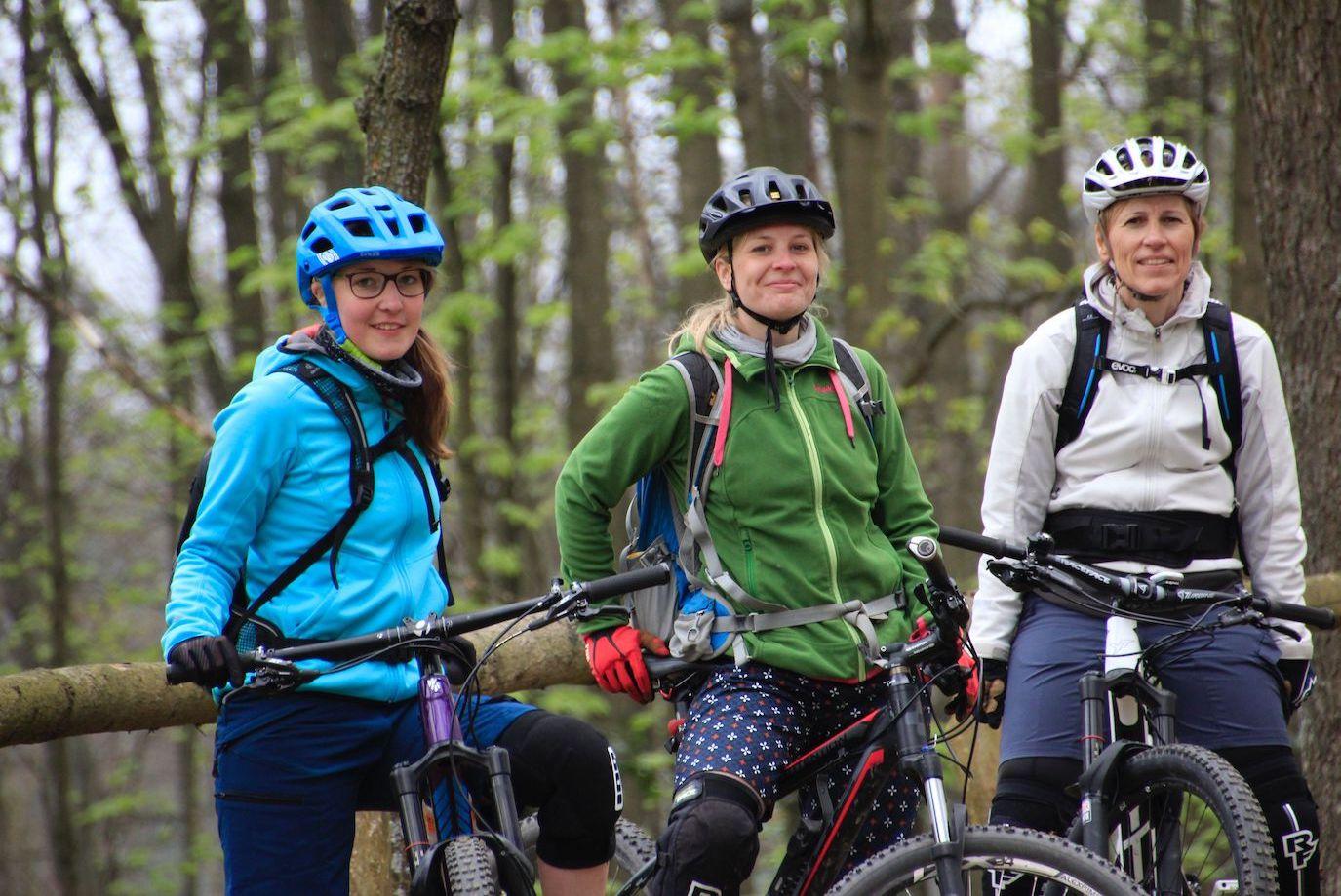 MTB Fahrtechnik Kurs Fortgeschrittene in Solingen - Mountainbike Fortgeschritten - Rock my Trail Bikeschule