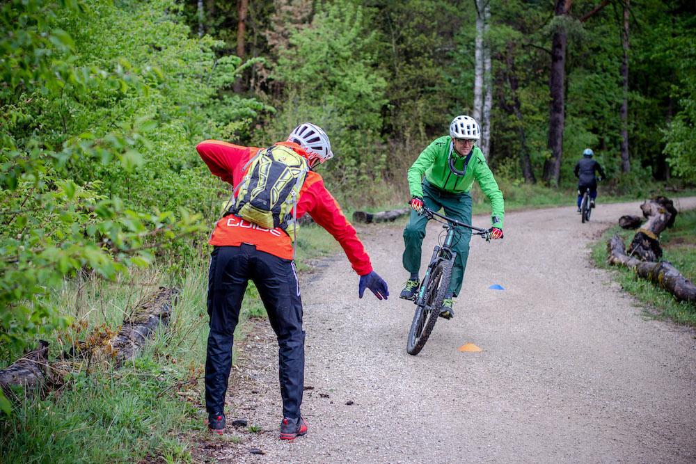 MTB Fahrtechnik Kurs Partner Gutschein - Mountainbike Fortgeschritten - Rock my Trail Bikeschule