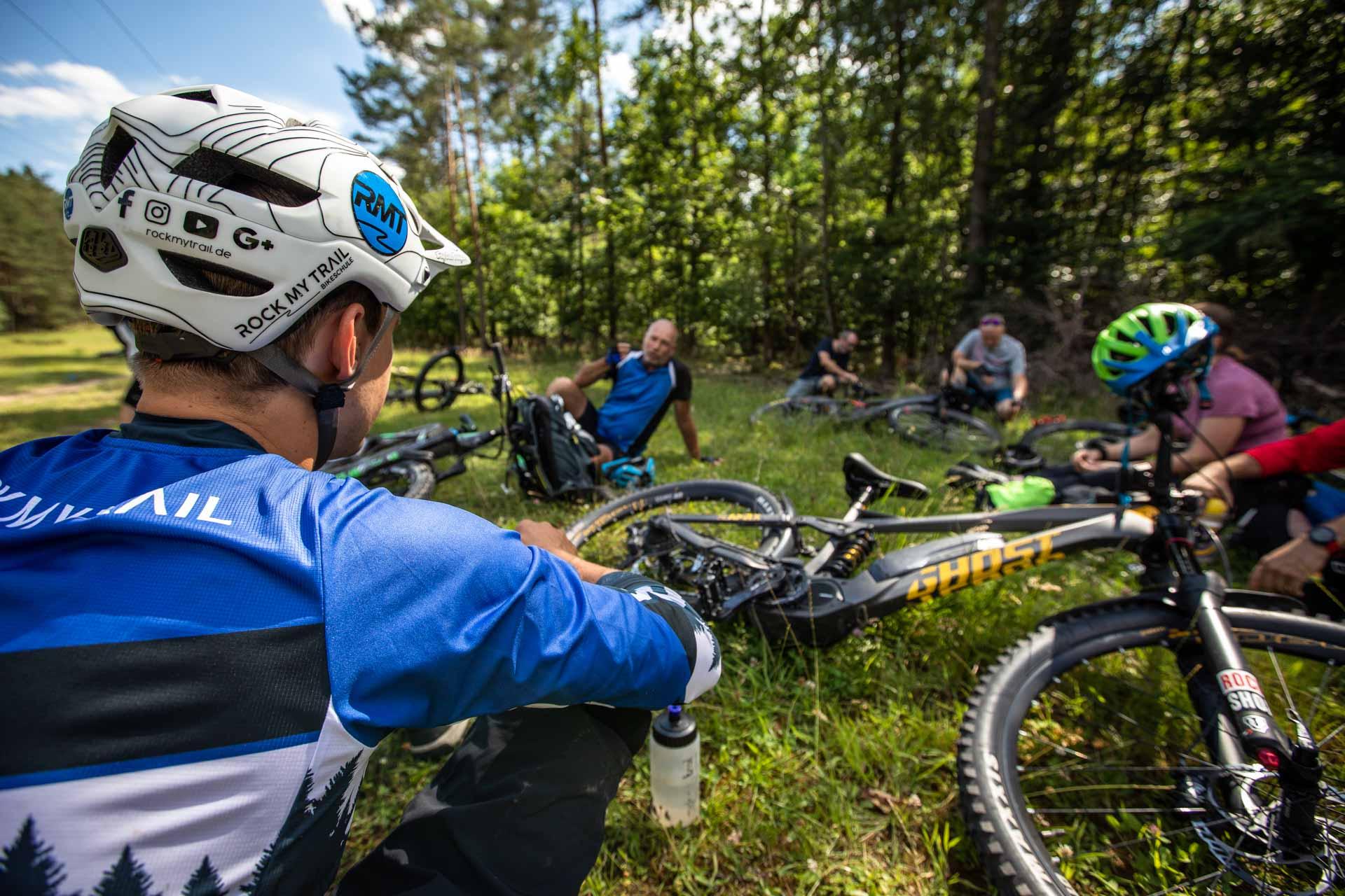 MTB Fahrtechnik Kurs für Einsteiger in Bad Orb   Spessart - Mountainbike Basic - Rock my Trail Bikeschule - 29