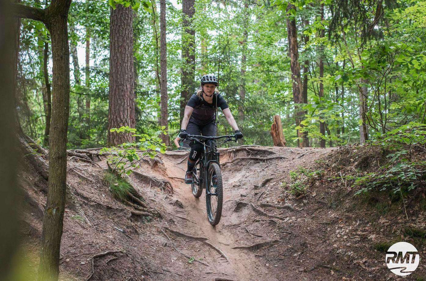 MTB Fahrtechnik Kurs für Einsteiger in Bad Orb   Spessart - Mountainbike Basic - Rock my Trail Bikeschule - 3