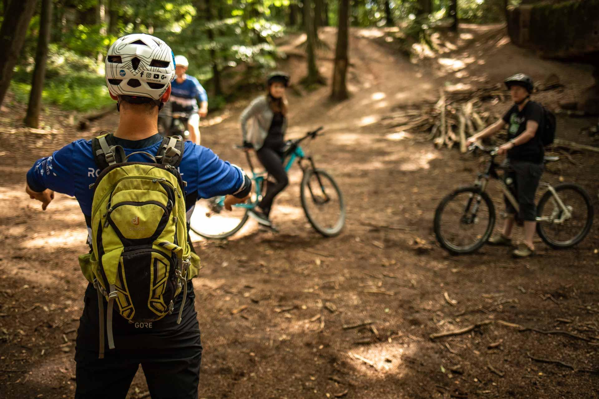 MTB Fahrtechnik Kurs für Einsteiger in Bad Orb   Spessart - Mountainbike Basic - Rock my Trail Bikeschule - 32