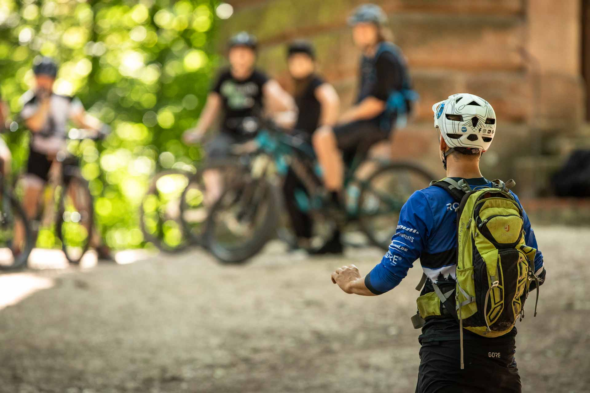 MTB Fahrtechnik Kurs für Einsteiger in Bad Orb   Spessart - Mountainbike Basic - Rock my Trail Bikeschule - 34