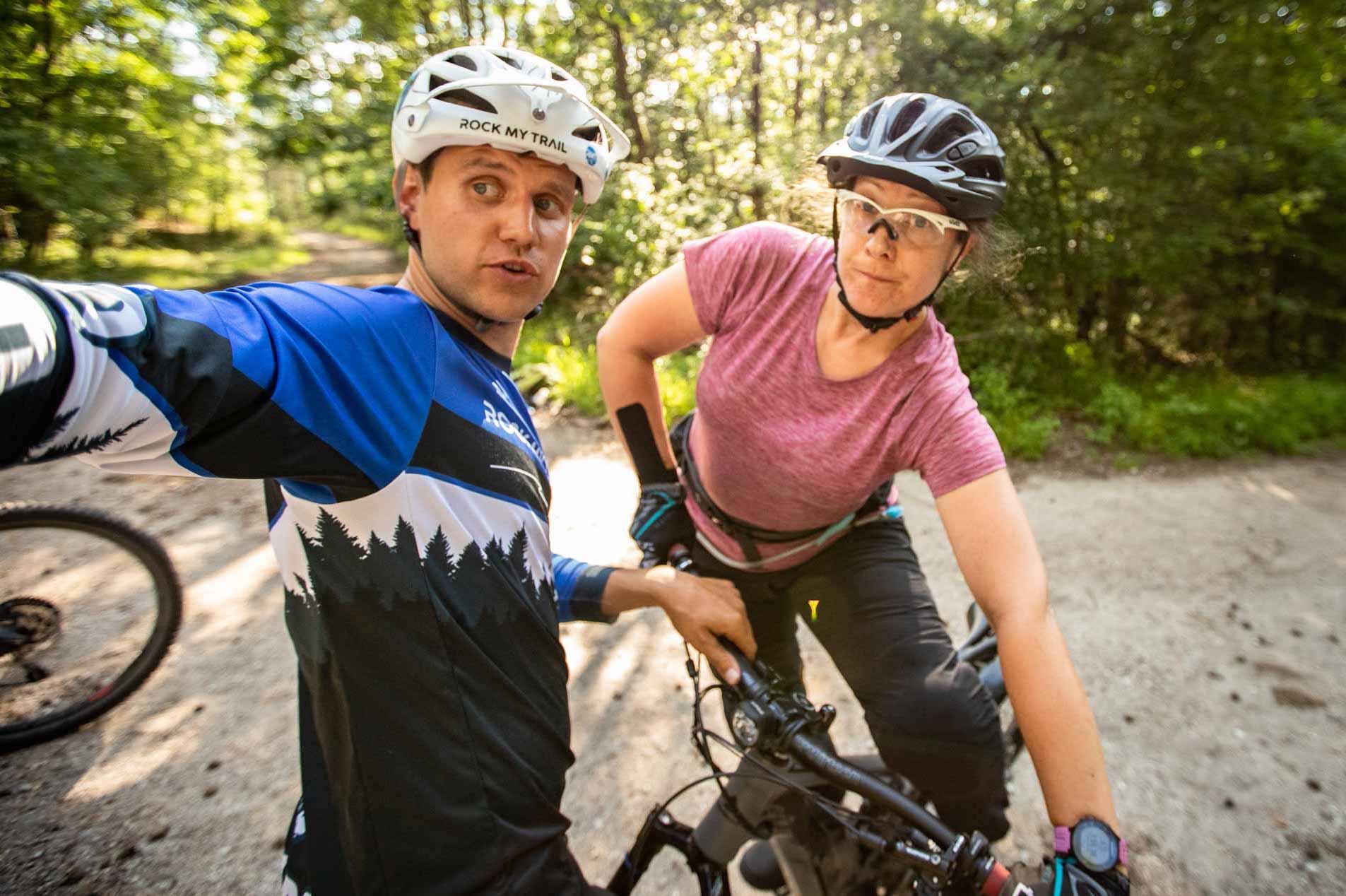 MTB Fahrtechnik Kurs für Einsteiger in Saarbrücken - Mountainbike Basic - Rock my Trail Bikeschule - 24