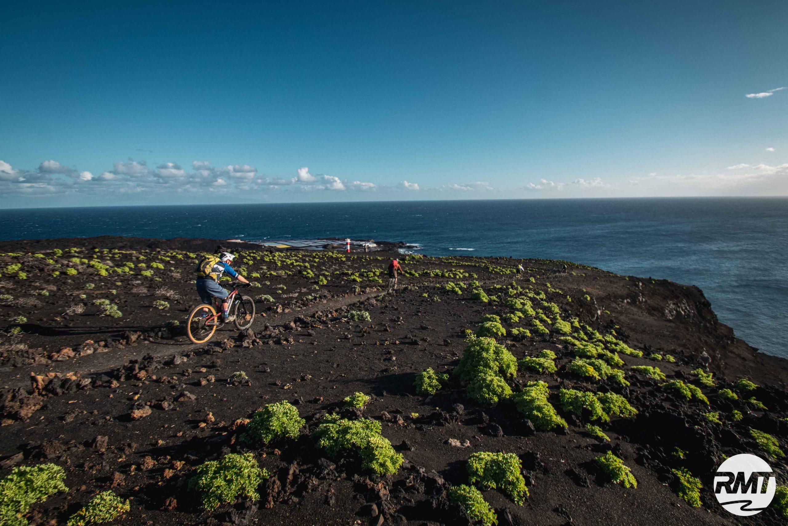 MTB Trail-Urlaub auf La Palma - Isla Bonita - Kanaren _Rock my Trail Bikeschule GmbH