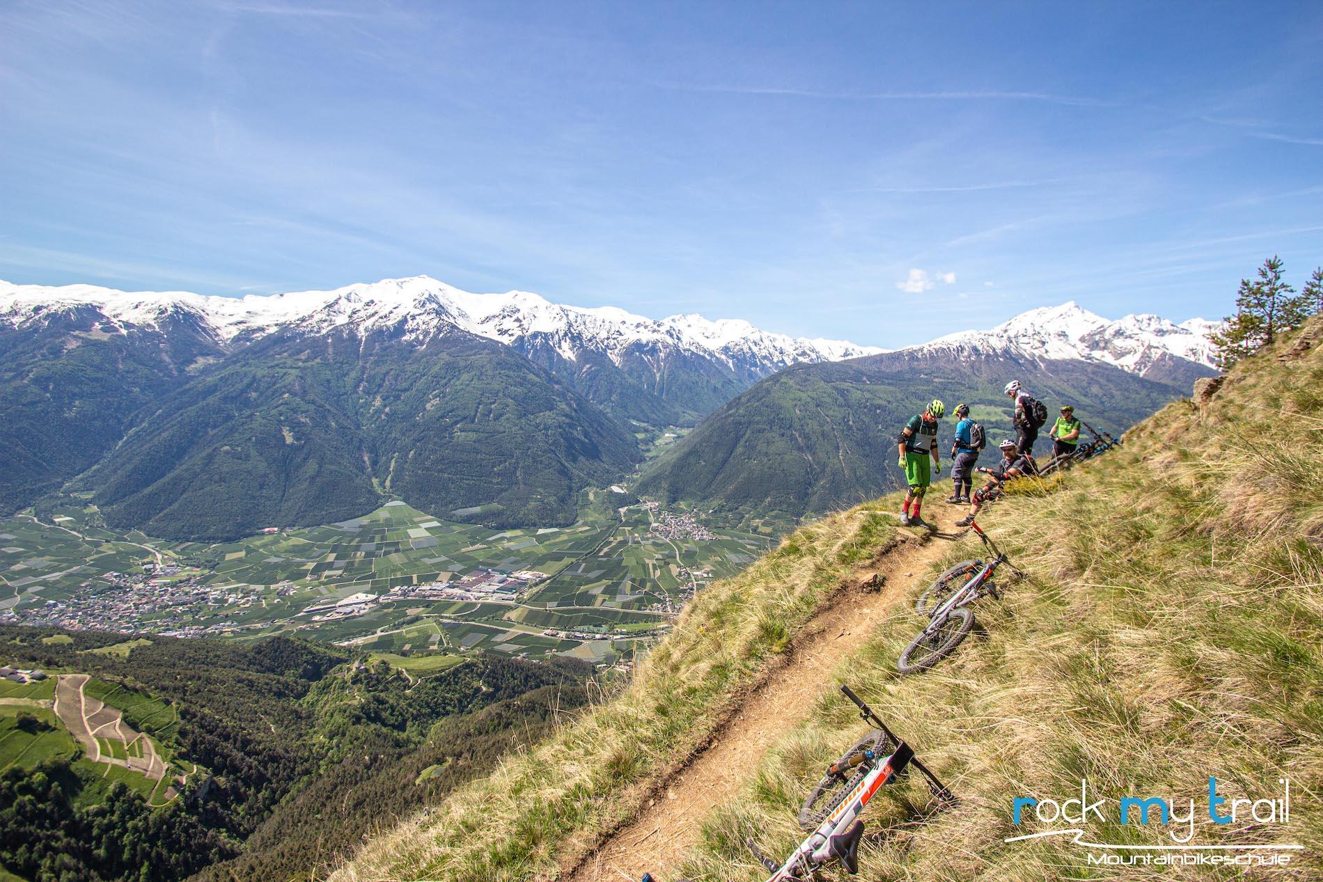 MTB Trailcamp Vinschgau Südtirol Rock my Trail Bikeschule -35