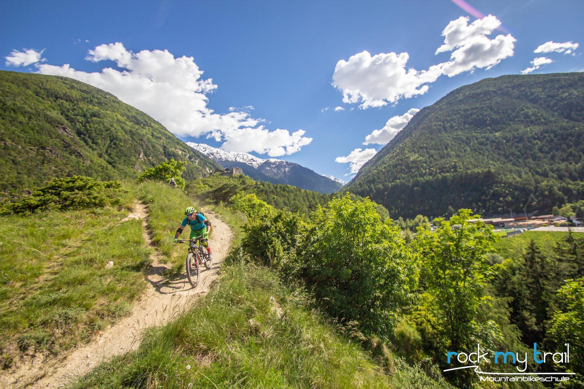 MTB Trailcamp Vinschgau Südtirol Rock my Trail Bikeschule -44