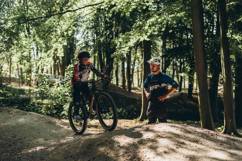Mountainbike Kinder Kurs in Bad Orb |Spessart - 8-12 Jahre Kids - Rock my Trail Fahrtechnik Bikeschule - 1