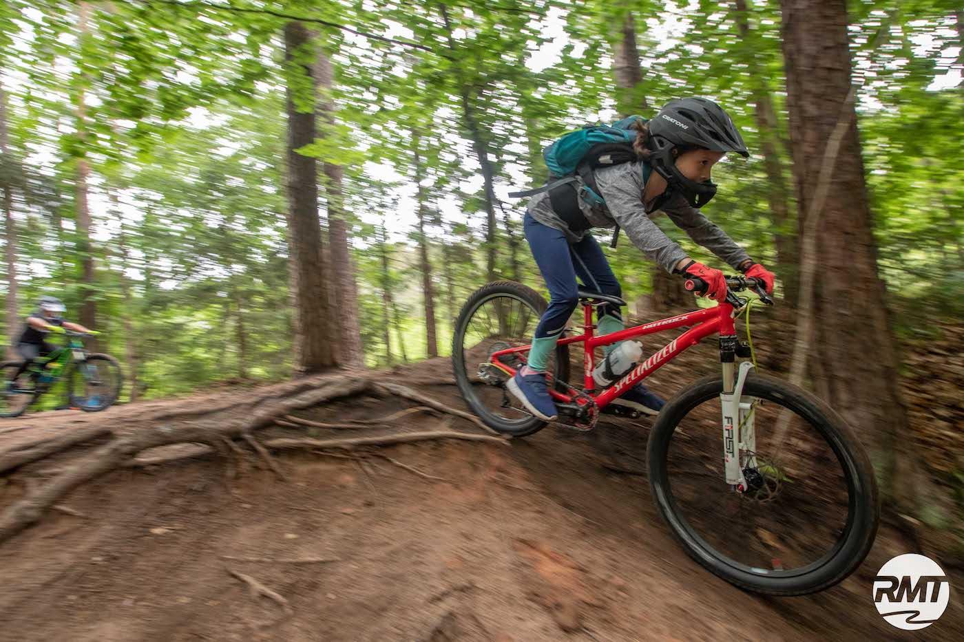 Mountainbike Kinder Kurs in Bad Orb |Spessart - 8-12 Jahre Kids - Rock my Trail Fahrtechnik Bikeschule - 14