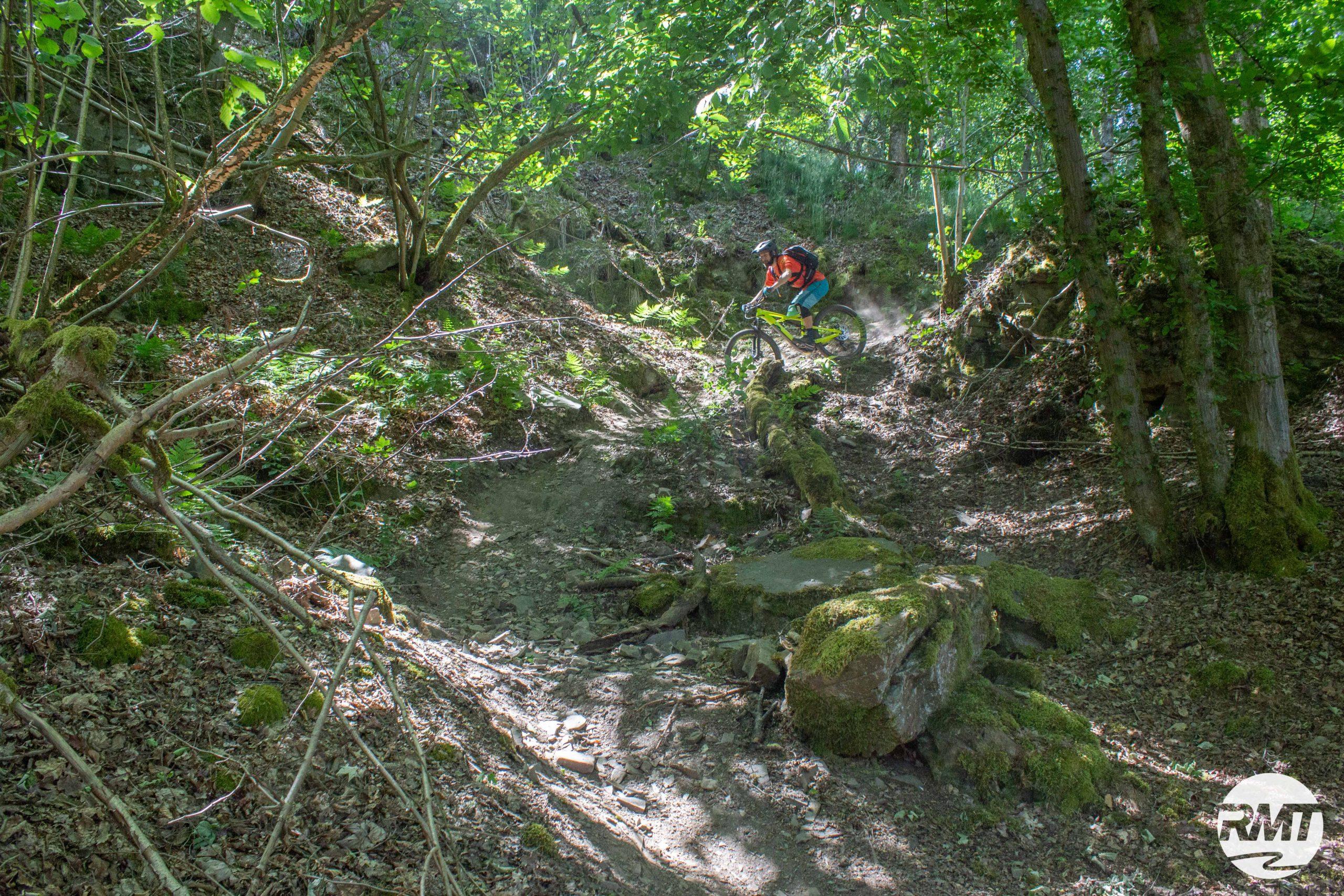 TrailHaus im Bergischen
