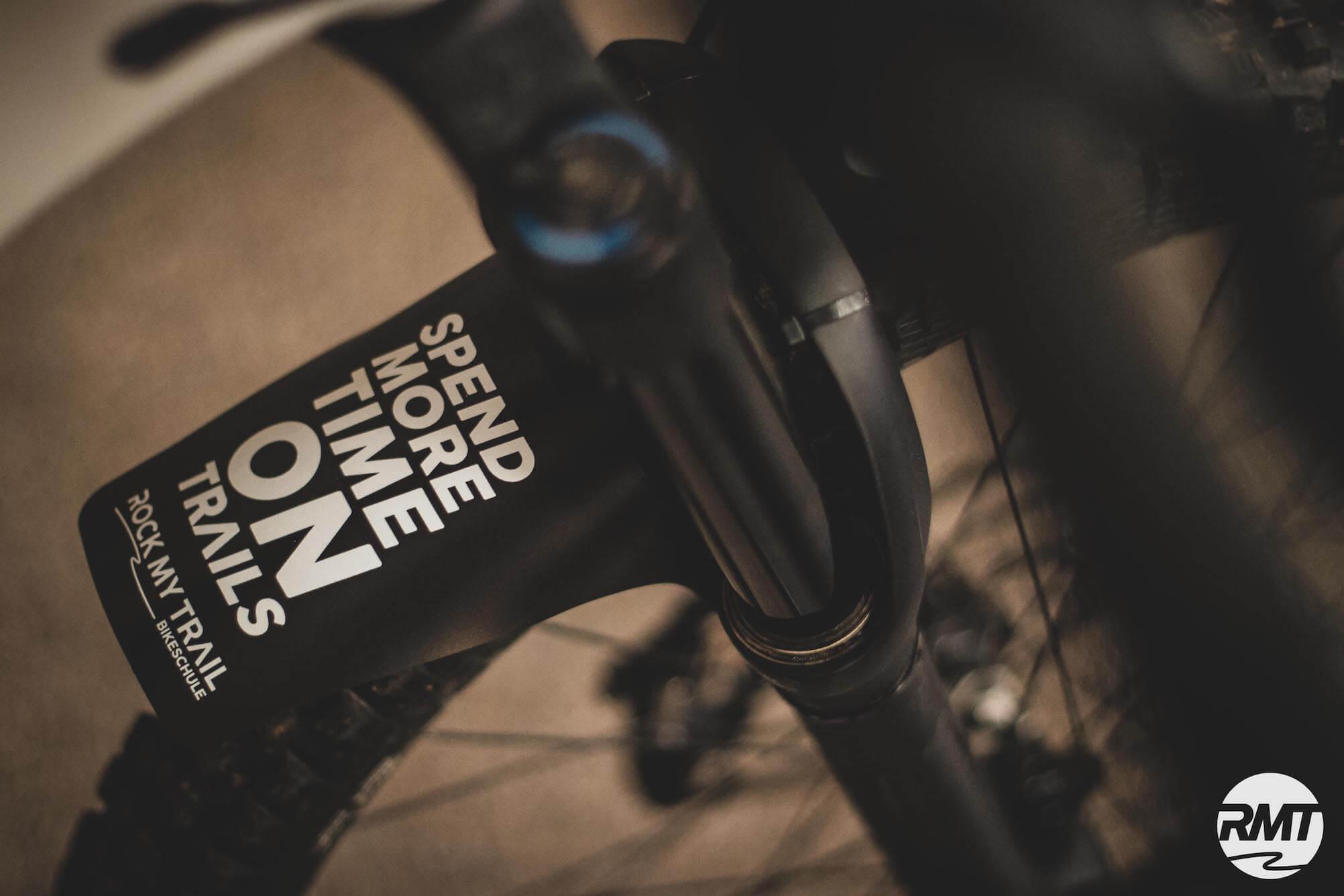 Geschenke für Mountainbiker - der Trailguard