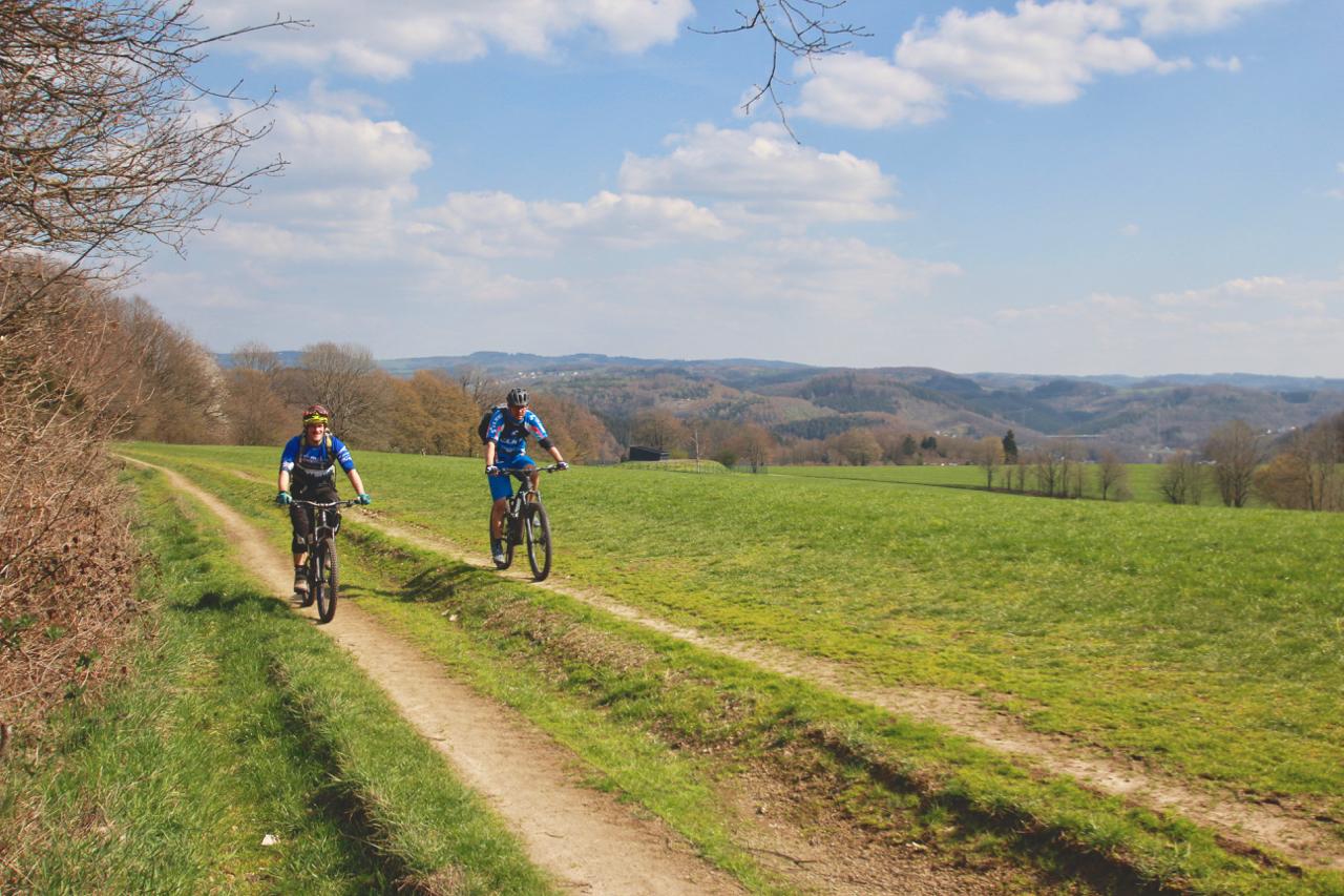 TrailHaus-MTB Fahrtechnik-Mountainbike-Wochenende-im-Bergischen-Rock my Trail - 179