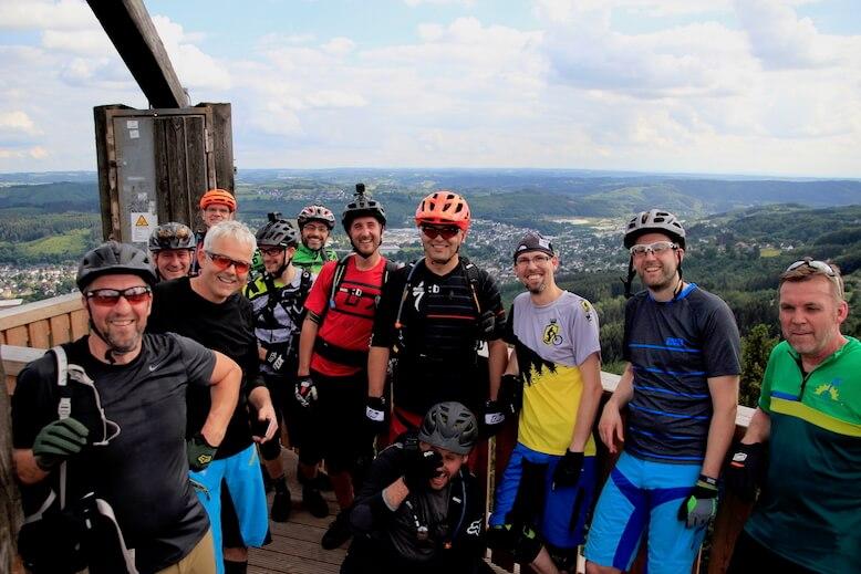 Trailhouse Reisen als Geschenk für Biker