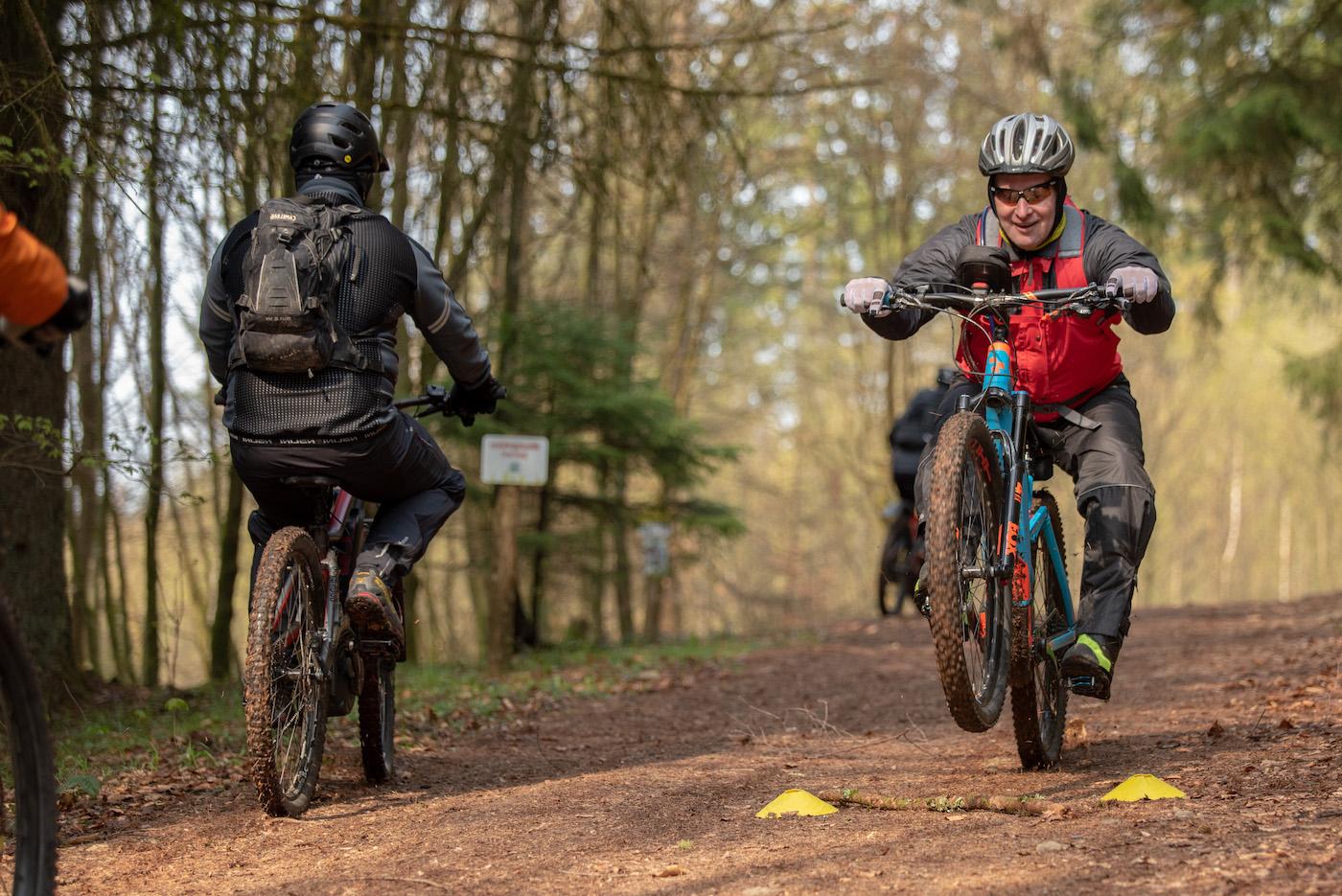 eMTB Fortgeschritten Fahrtechnik Kurs in Bad Orb Spessart - Rock my Trail Bikeschule - 3