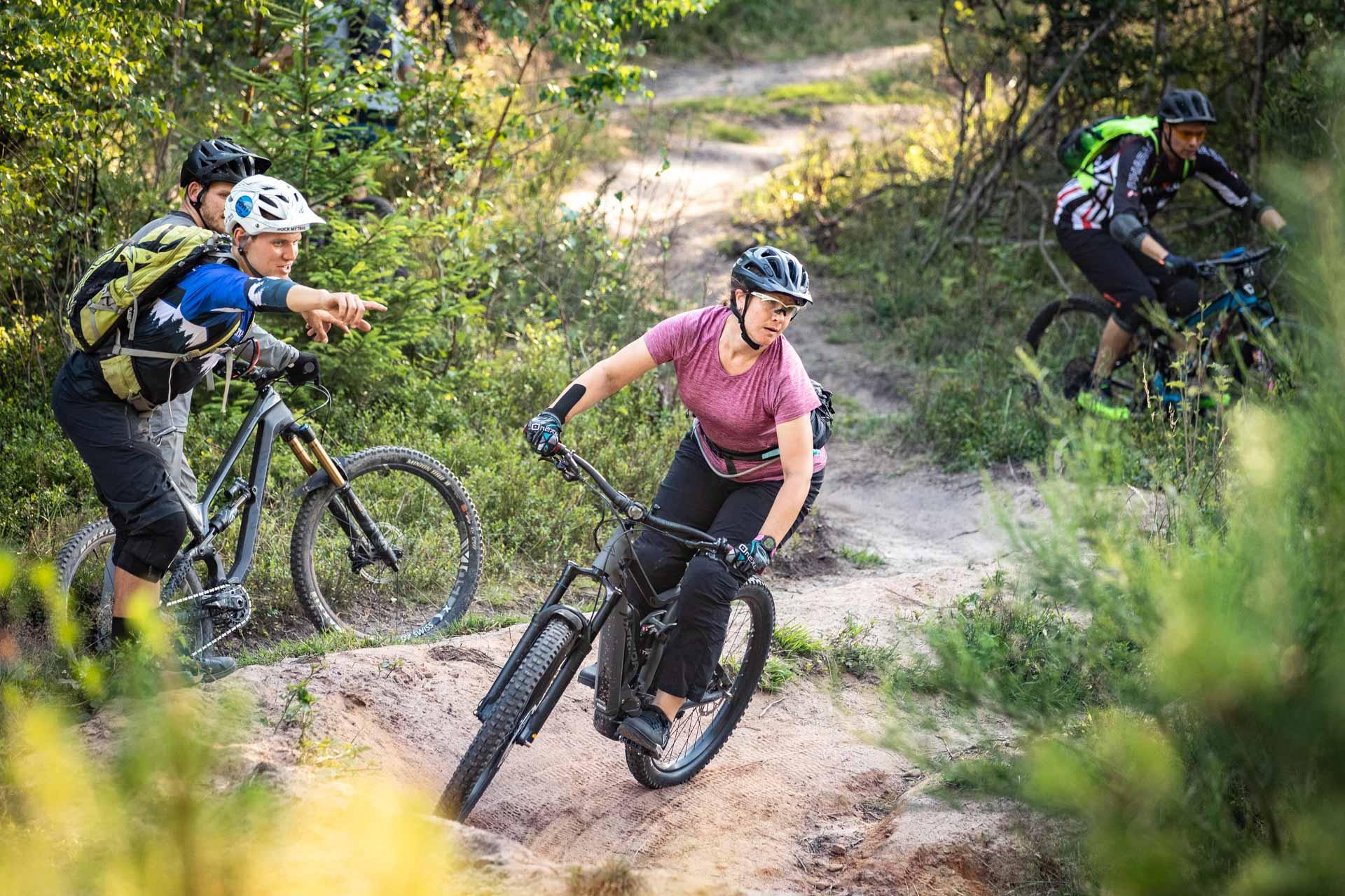 eMTB Fortgeschritten Fahrtechnik Kurs in Bad Orb Spessart - Rock my Trail Bikeschule - 8