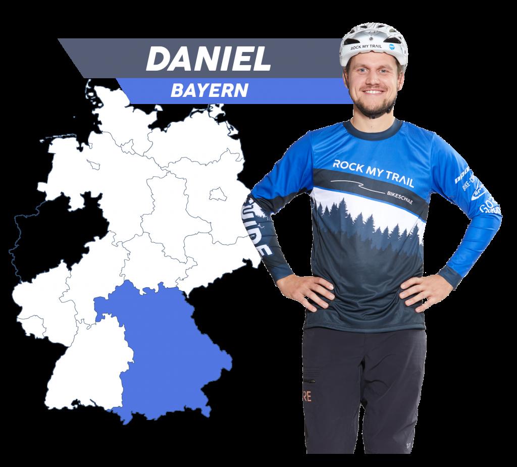 regioverantwortliche - Rock my Trail Bikeschule