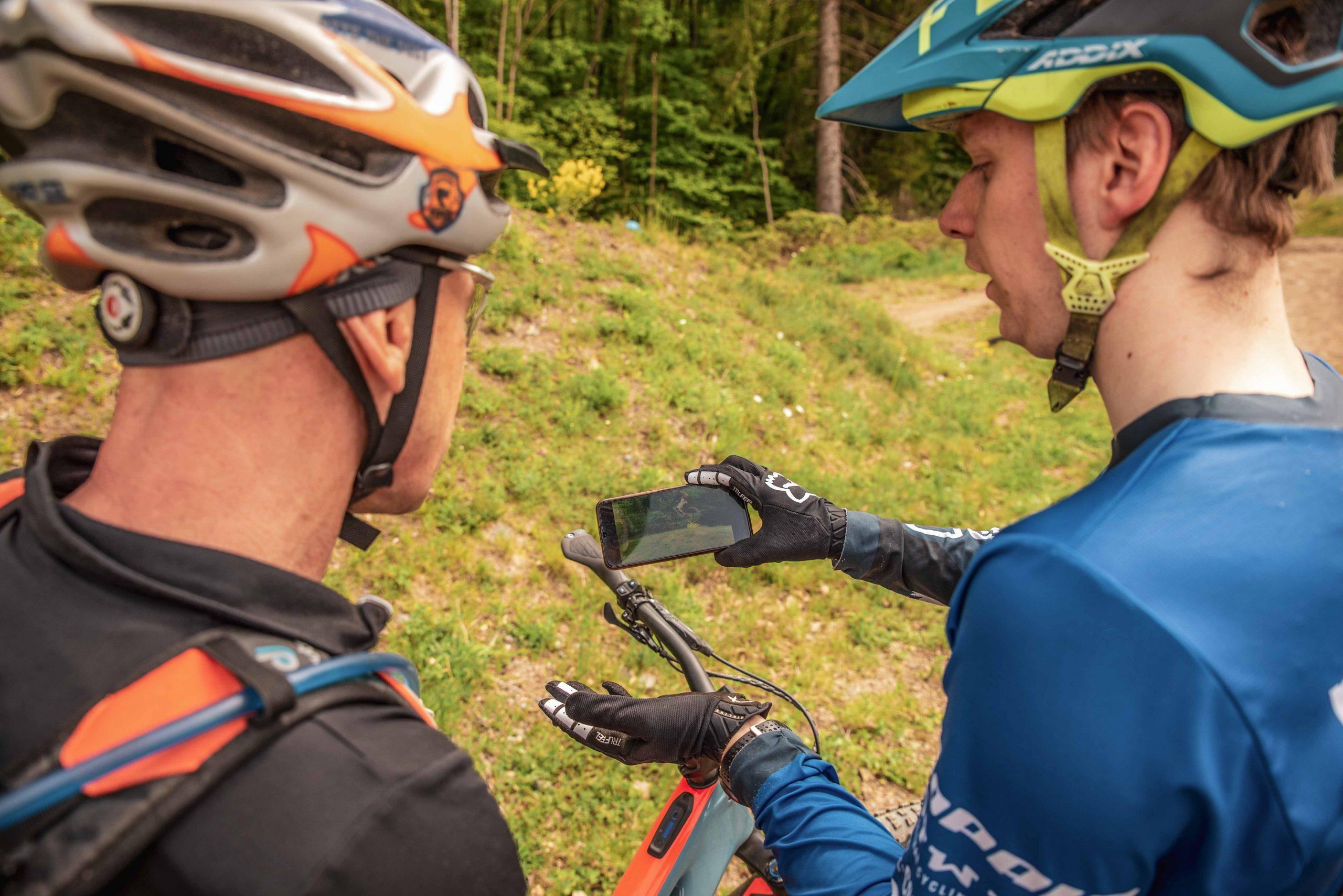Bikepark Privatkurs Fahrtechnik - MTB - eBike - eMTB - Rock my Trail Bikeschule - Training - Kurs