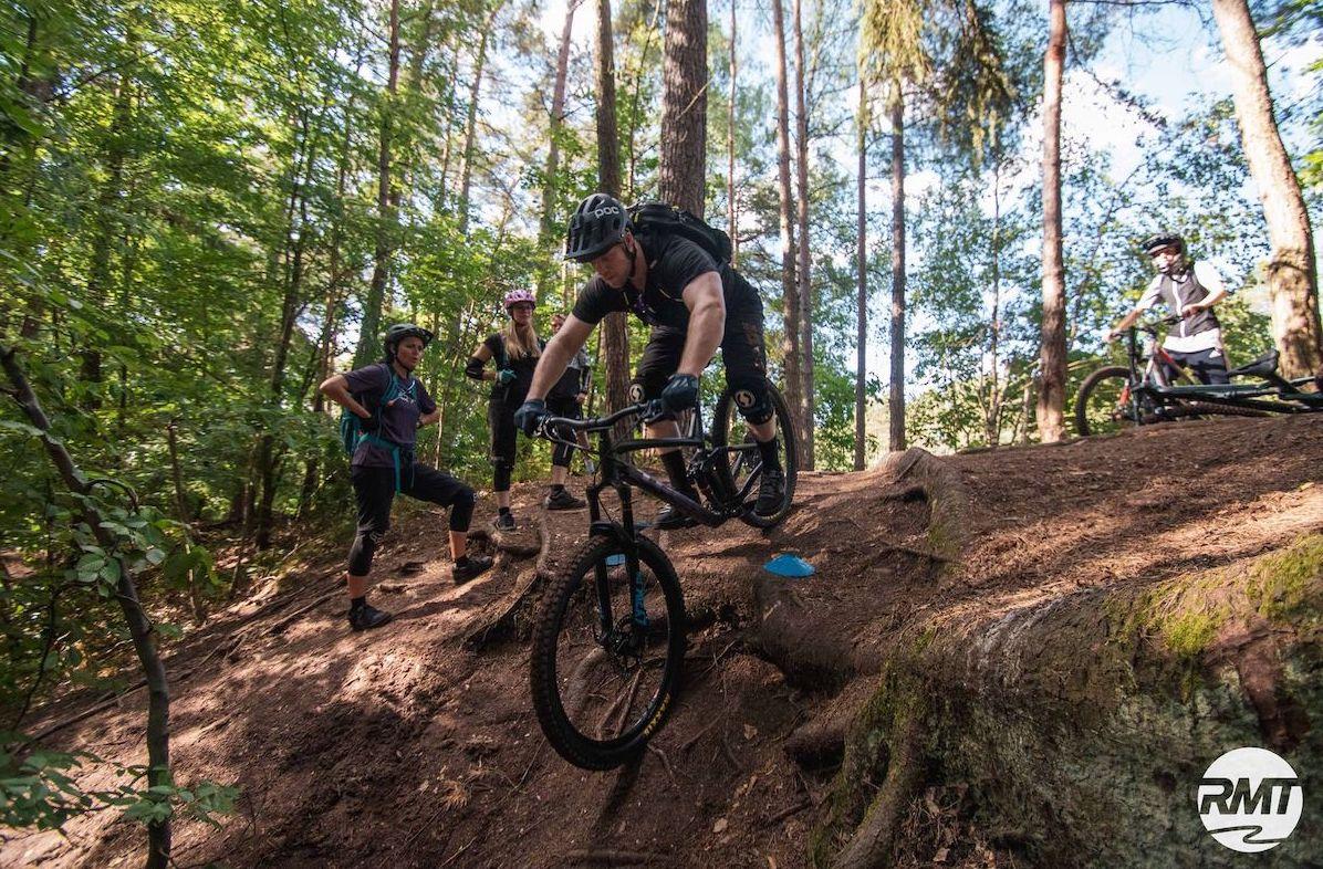 MTB Fahrtechnik Kurs Fortgeschrittene in Siegburg | Bonn - Mountainbike Fortgeschritten - Rock my Trail Bikeschule - 2