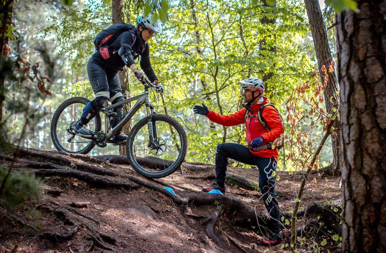 MTB Fahrtechnik Kurs Fortgeschrittene in Siegburg | Bonn - Mountainbike Fortgeschritten - Rock my Trail Bikeschule - 5